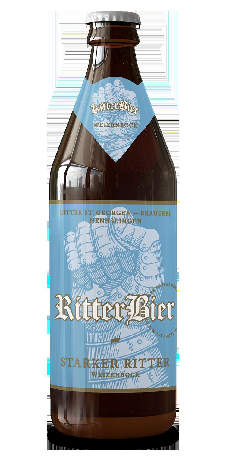Ritter Starker Ritter Weizenbock